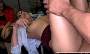 40 Milfs fulminous cheating on video at cfnm party15
