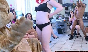 10  Cheating milfs make the beast with two backs at stripper party 20