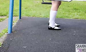 STUDENT WANK MAG Detection - Shannon Heels