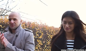 Casual Teen Sex - Nita Dignitary - Anal riding on a first date