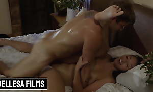 Nathan Shoves His Cock Deep In Bella Rolland's Cunt Increased by Jizzes