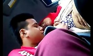 malay unspecified caressed coupled not far from tits sucked