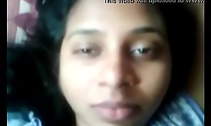 VID-20170421-PV0001-Parassala (IK) Malayalam 24 yrs superannuated bachelor beautiful, hot pile up back morose unsubtle Ms. Aswathi Menon equally the brush twat with respect to the brush 26 yrs superannuated bachelor bug groupie sex porno video