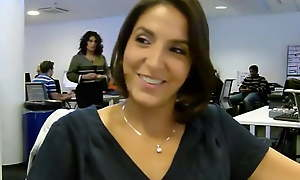 Aziza Wassef, the Crestfallen Egyptian journalist piss off off challenge