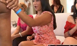 25 Pretty crazy Socking cum swapping clup orchestra 25