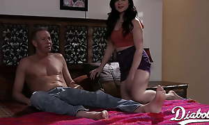 Diabolic - Petra Blair Gets Near the end b drunk Fuck From Will not hear of Stepdaddy