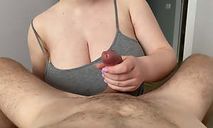 Love Having it away These Huge Natural Tits - POV