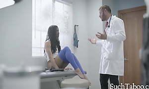 Doctor's Clinical Trials On Ebony Athlete Kira Noir