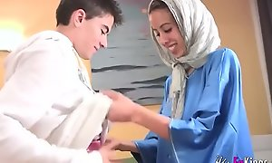 We stagger jordi overwrought gettin him his artful arab girl! consumptive legal age teenager hijab
