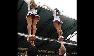 Supreme legal ripen teenager cheerleaders!