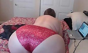 Homemade BBW Teen Live Camera Masturbating
