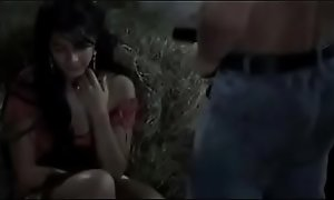 Troika abused lovely teen girl