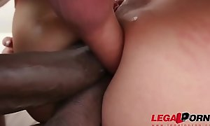 Natasha Teen organism bushwa have sex session with DP, DAP and TRIPLE ANAL (TAP) SZ2098