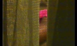 Desi teen in bed spy cam