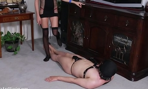 sadists shake out playing games_ take no action whore who cries getting trampled cbt kicked