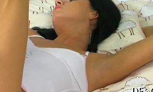 Gorgeous virgin naked