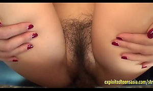 Ran Chan Coming out Teen Gets Fucked On The Couch Uncensored Jav Scene Creamy Pussy
