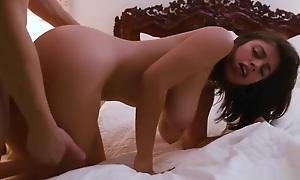 Asian indian arab Teen cum up pussy