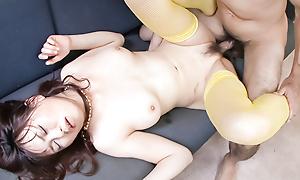 Hottest Japanese model Naho Kojima in Surprising JAV uncensored Teen scene
