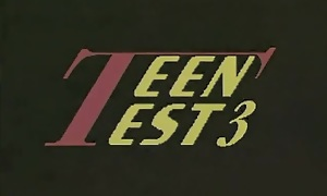 Teen Test 3
