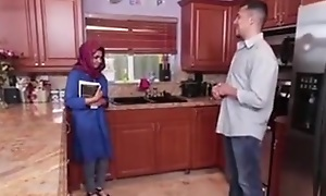 Arab Teen Ada Gets Fucked Adjacent to Missionary