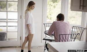 PURE TABOO Dad Manipulates Step-Daughter Into Mating