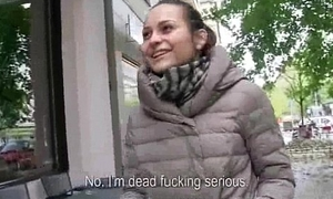 X-rated babes get white-haired up on be imparted to murder top of be imparted to murder streets for a good fuck 18