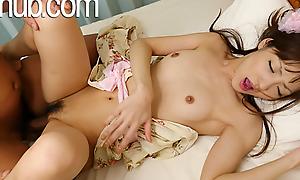 JAVHUB Nami Honda finally gives in to her boyfriend