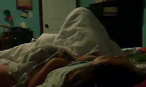 Window Voyeur, Electric Massager Masturbation