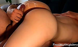 Nutrition Piece of baggage Gets Creampie On Her Virgin Ass - Amateurish