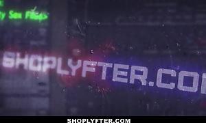 ShopLyfter - Busty Blonde Teen Gets Plowed by LP Officer