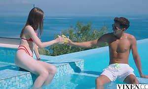 VIXEN Secret Vacation Sex Is Put emphasize Best Sex