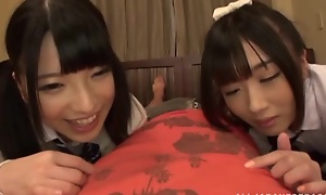 Japanese AV model is a nice teen in hot party behave oneself