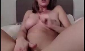 Sexy academy girl masterbating vivaciously exceeding