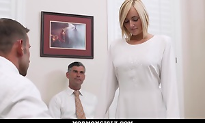 MormonGirlz - Teen molested by dimension to pa