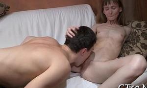 Blazing orgasms during sex