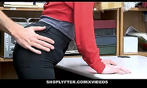 ShopLyfter - Light of day mischief Teen Receives Punished