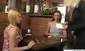 Sexual congress For Money With Horny Sluty Teen Unshaded (Sasha BleouandDylan Daniels) movie-26