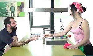 Oye Loca - Downcast Teen Latinas Porn Video 09