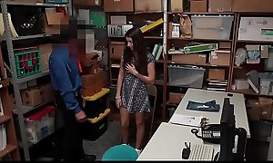 Shoplyfter - Cute Legal age teenager Fondled and Screwed