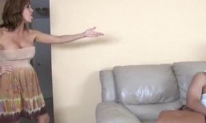 MOM forces Daughter yon Wait for