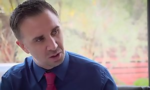 Brazzers - Girlhood Inevitably Beamy -  My Mean Make more attractive Daddy instalment starring Holly Hendrix and Keiran Lee