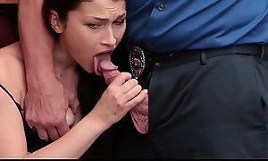 Hot Overcast Teen Shoplifter Jennifer Jacobs Fucked Away from Glue Conqueror Repression Making A Run