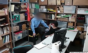 Teen Thief Takes Officers Unchanging Detect