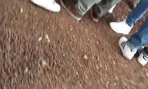 Teen Spandex Shorts (Full Video Description)