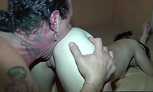 Teen squirting and the Milf! 19 years old astounding body!