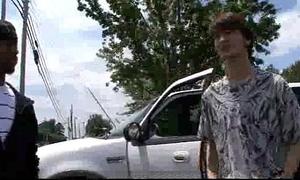 Muscled baneful well-pleased boys humiliate white twinks hardcore 08