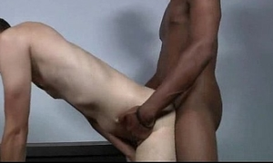 Muscled black delighted boys humiliate uninspired twinks hardcore 29