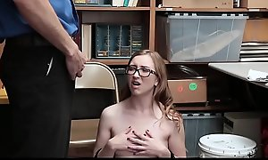 Shoplyfter - Unventilated Camera Sex Down Tight Pussy Teen