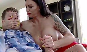Hot The man Subfusc Milf Seduces Teen- Melissa Lynn